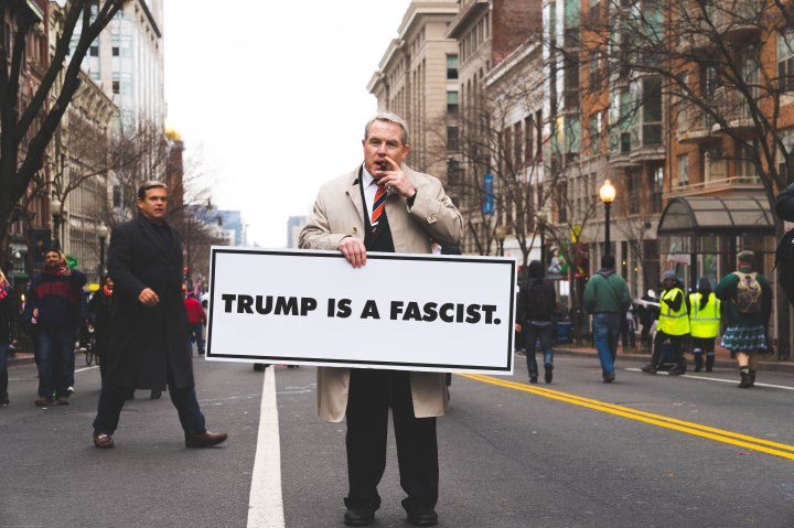 Protestors, Rioters, andInauguration