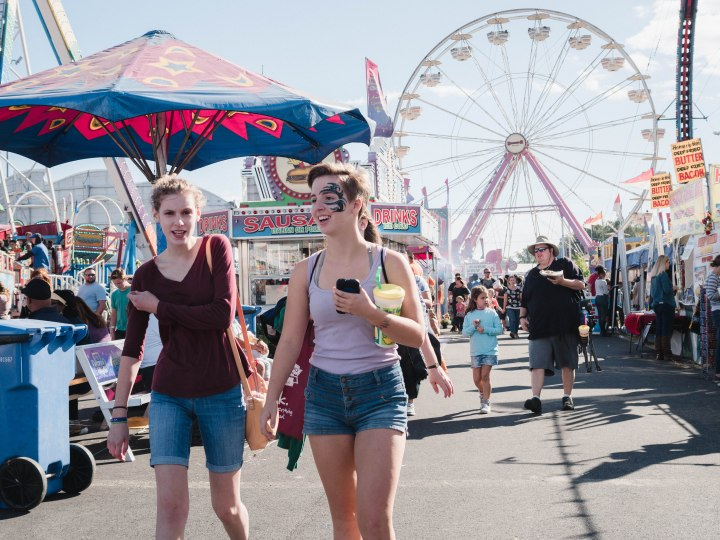 Virginia State Fair: Day Date withAmy