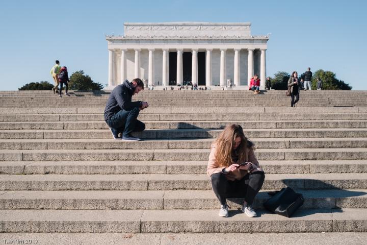Fresh Air: Walk with the LeicaQ