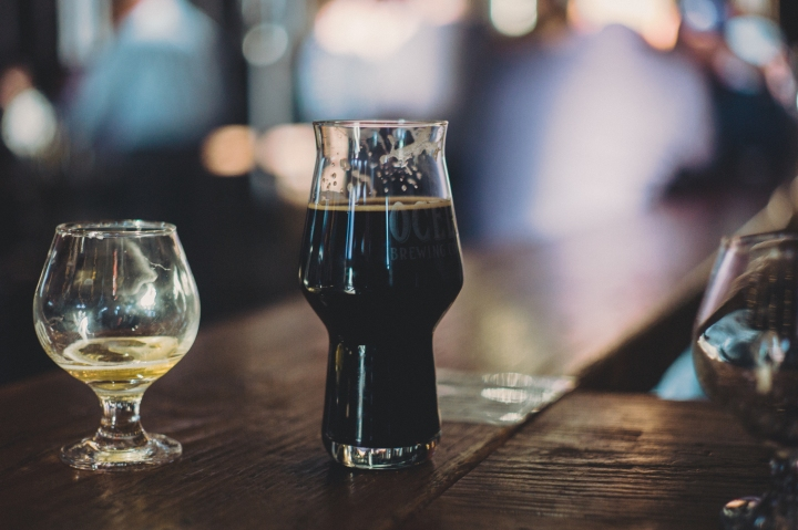 Friday Happy Hour – Ocelot Brewery andLeicas