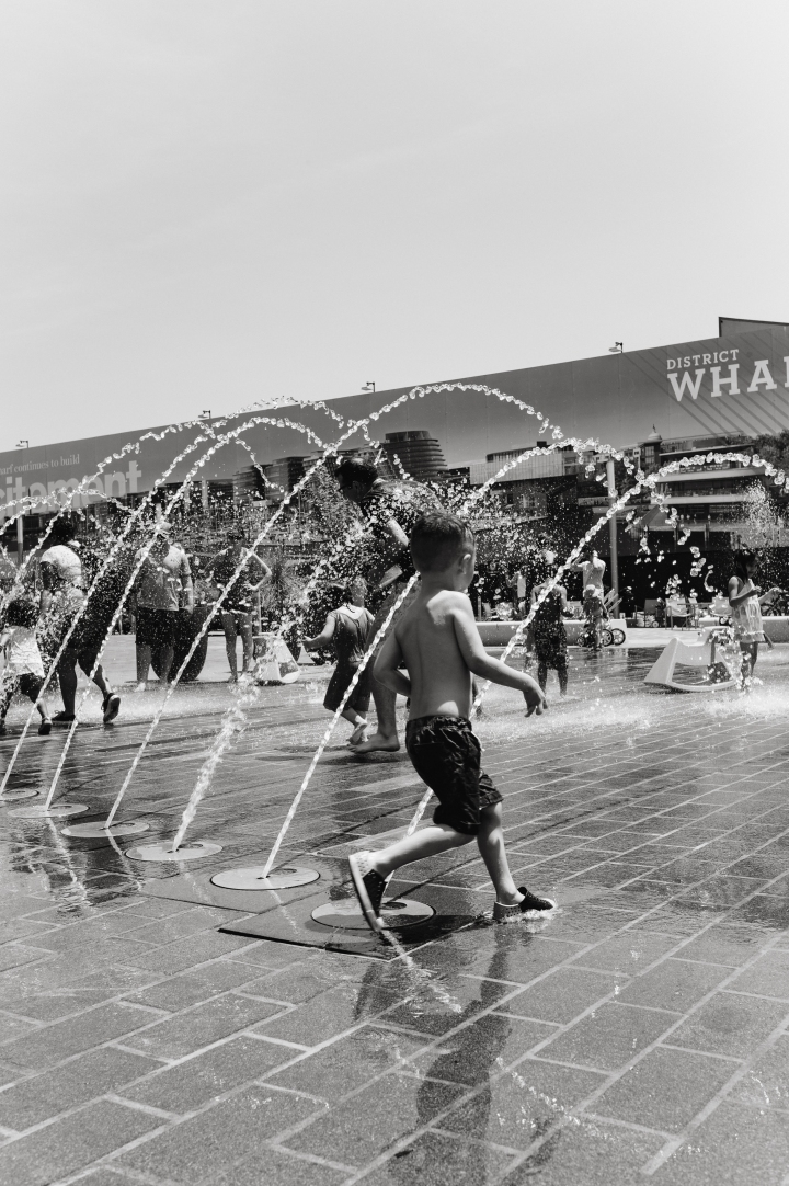 Street Photography – The Wharf inDC